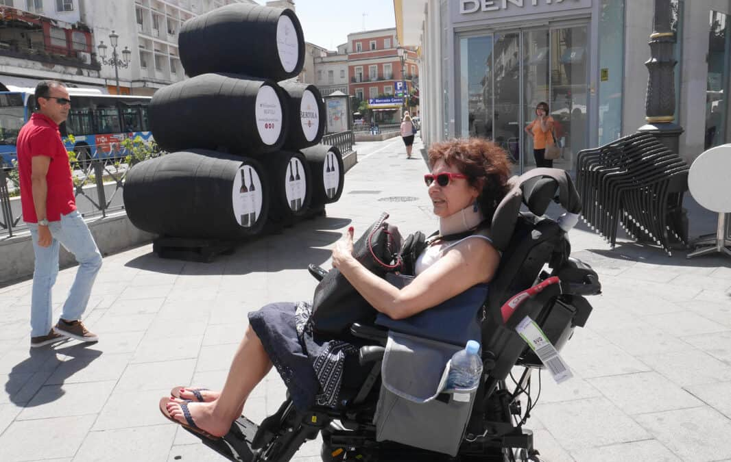 Travelling with a Wheelchair